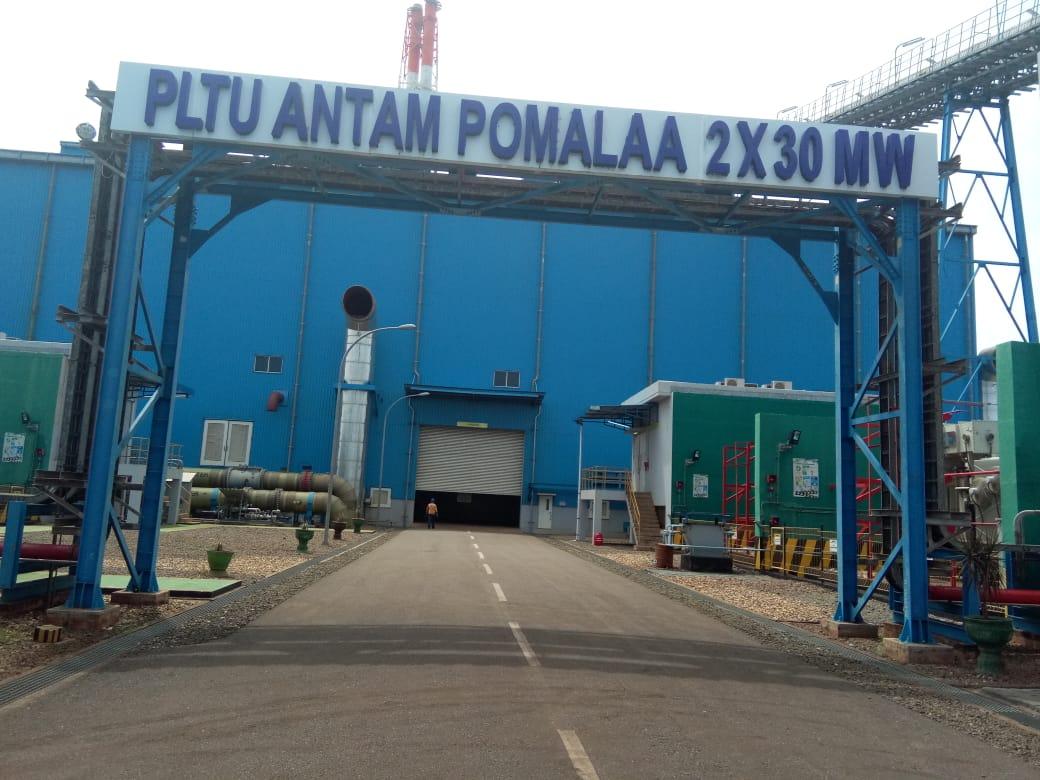 BOILER ANNUAL INSPECTION & MAINTENANCE PLTU ANTAM POMALAA